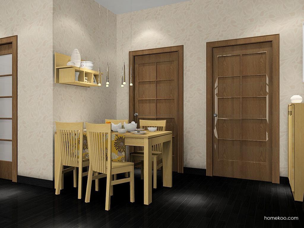 丹麦本色家具E1657