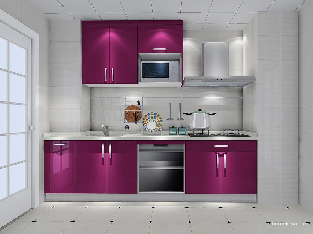 紫晶魅影橱柜F7106