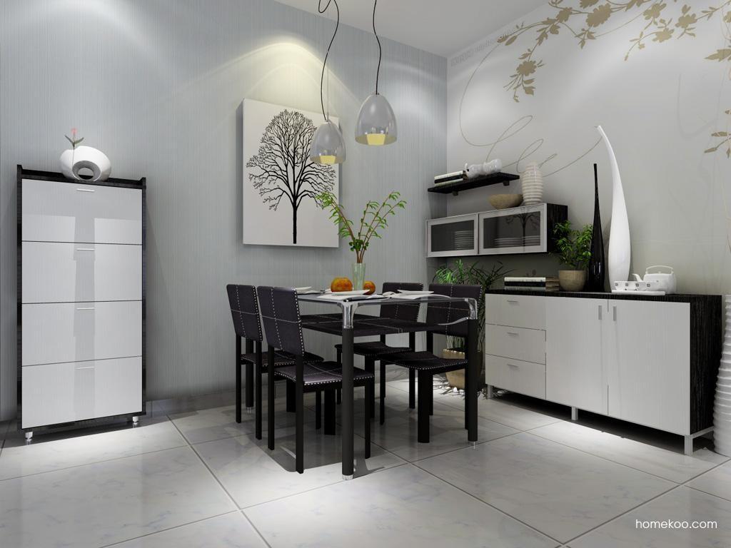 简约主义餐厅家具E1658
