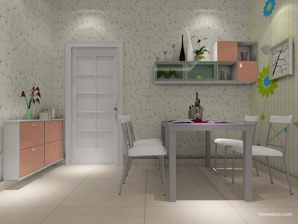 浪漫主义餐厅家具E1659