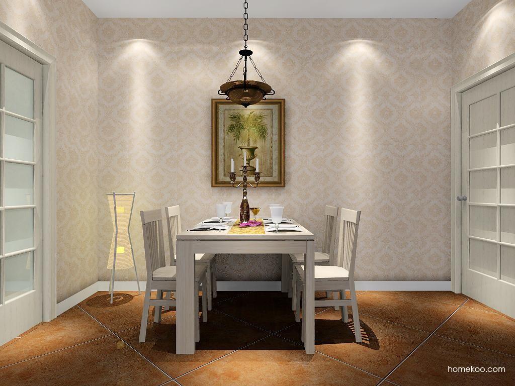 英伦印象餐厅家具E1689