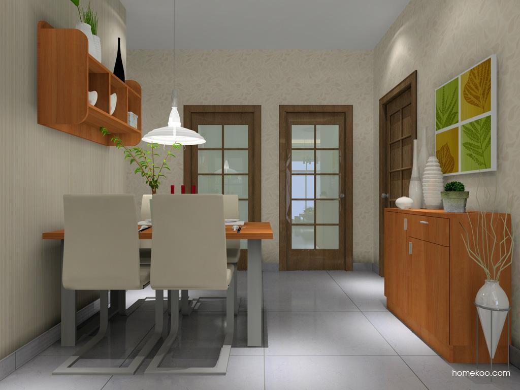 新实用主义餐厅家具E1680