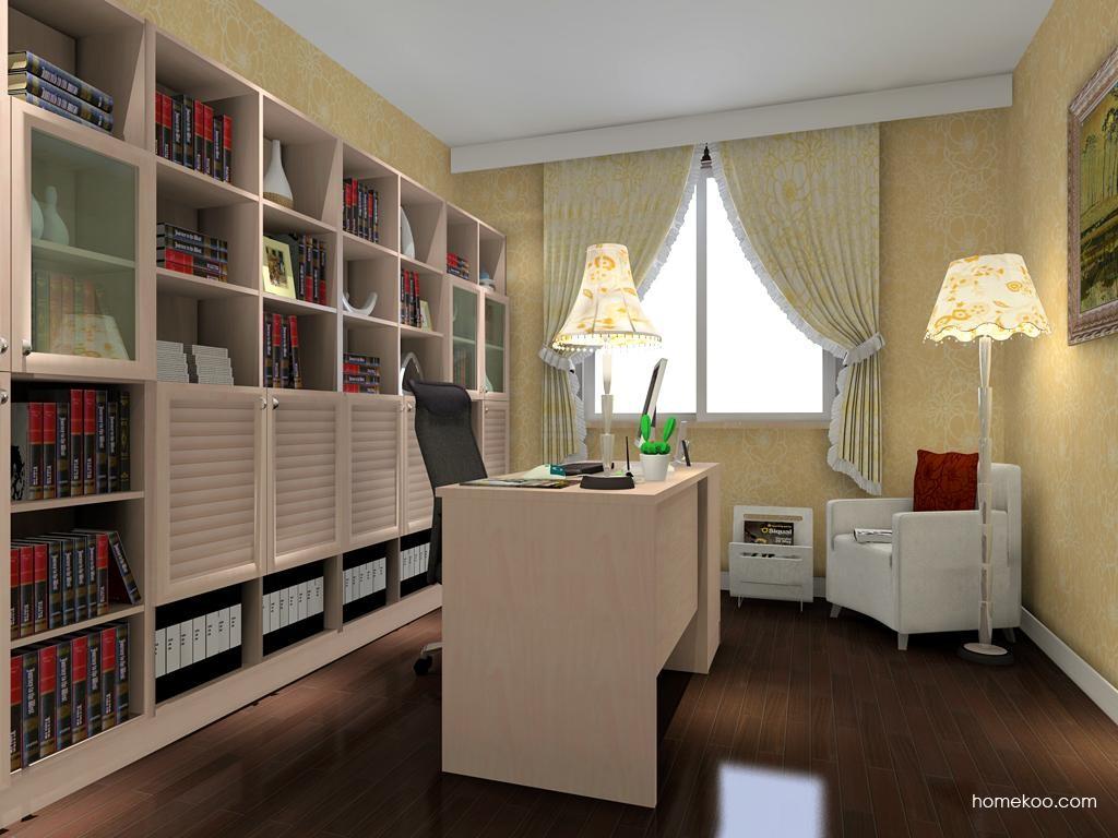 北欧阳光书房家具C4201
