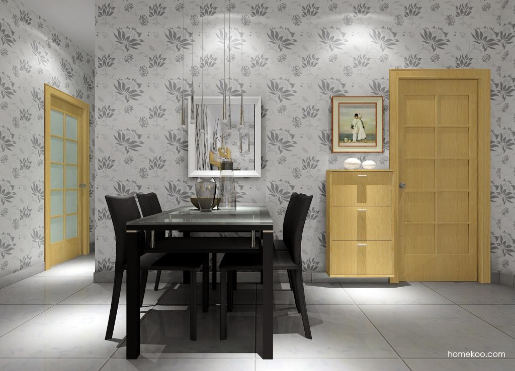 新实用主义餐厅家具E1678