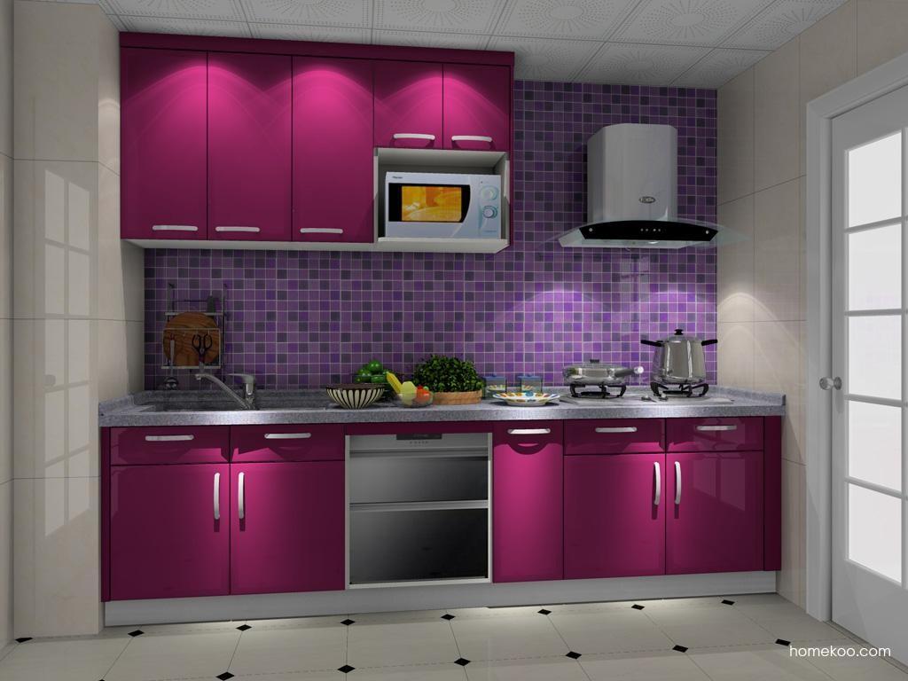紫晶魅影橱柜F7130