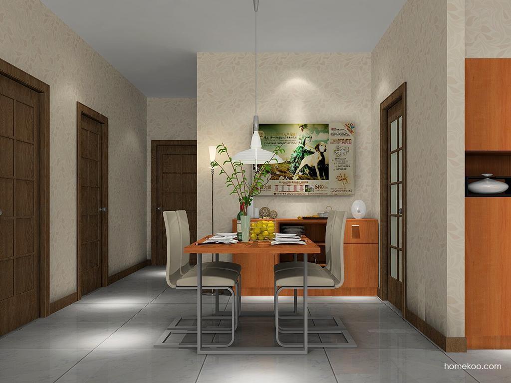 新实用主义餐厅家具E1694