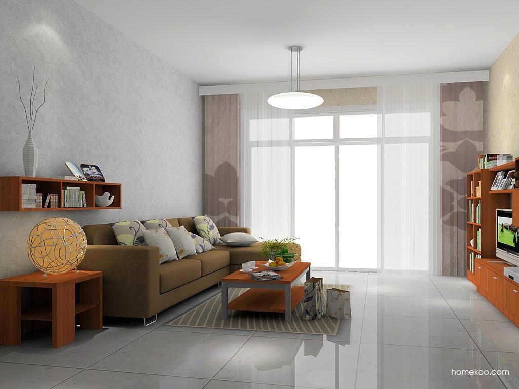 新实用主义客厅家具D6893
