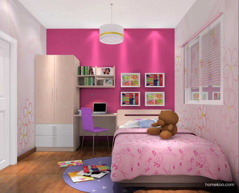 女孩的梦青少年房B6950