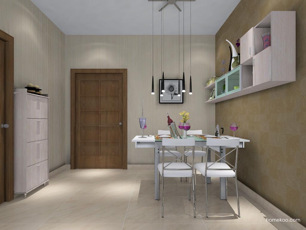 新实用主义餐厅家具E1698
