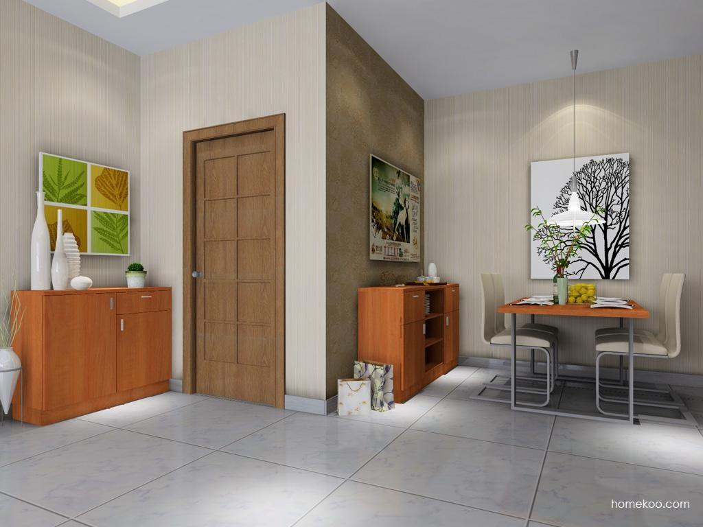 新实用主义餐厅家具E1697