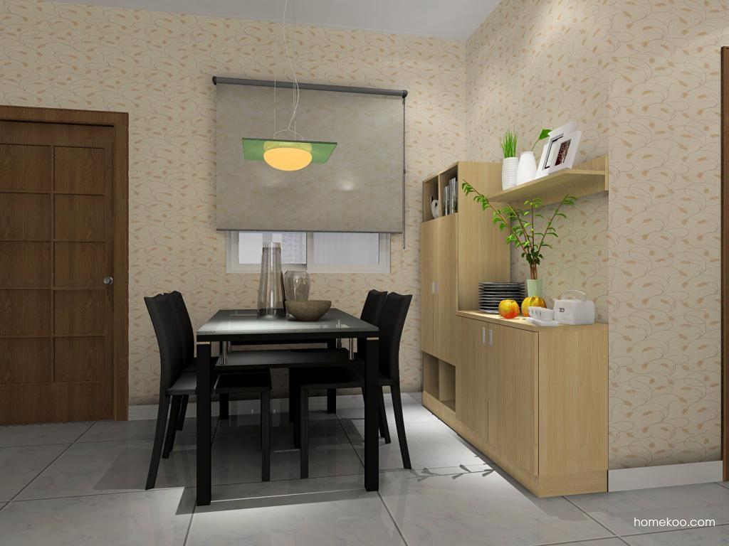 新实用主义餐厅家具E1708