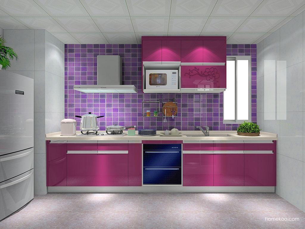 紫晶魅影橱柜F7177