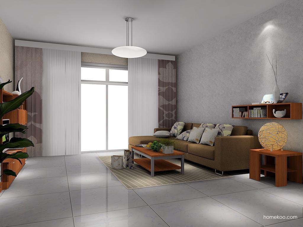 新实用主义客厅家具D6924