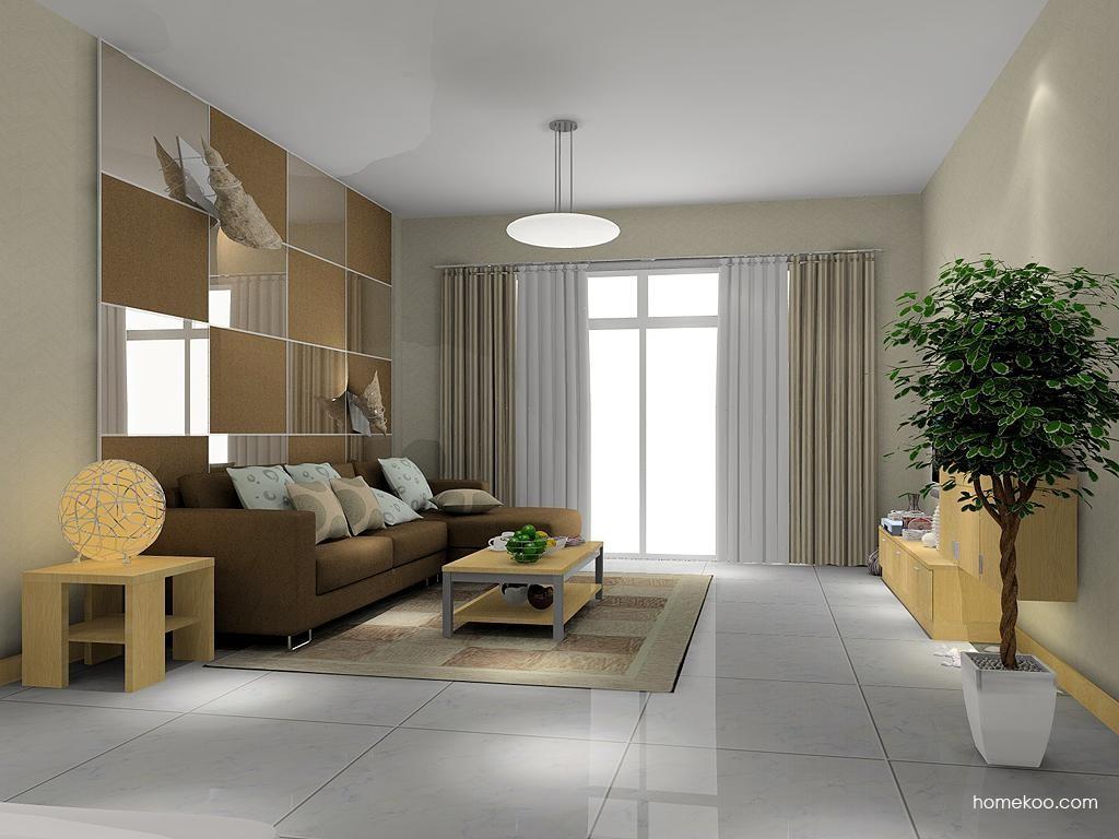 新实用主义客厅家具D6923