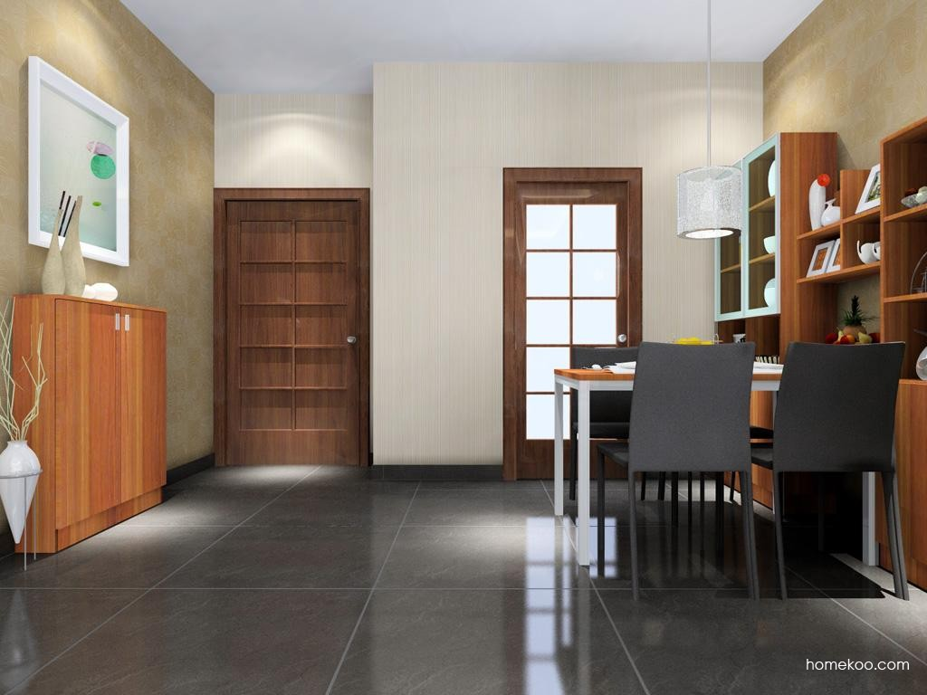新实用主义餐厅家具E1721