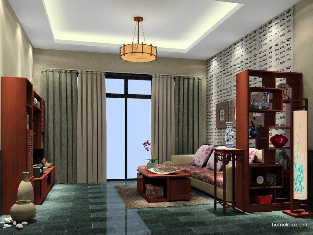 新中式主义家具D6918