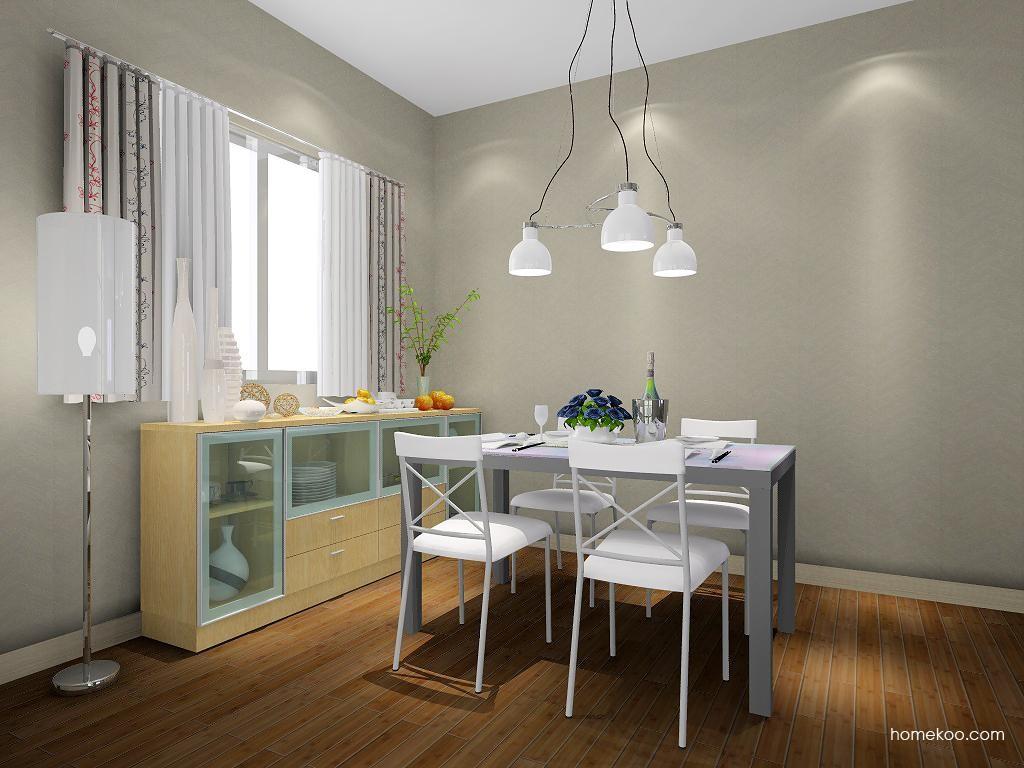新实用主义餐厅家具E1744