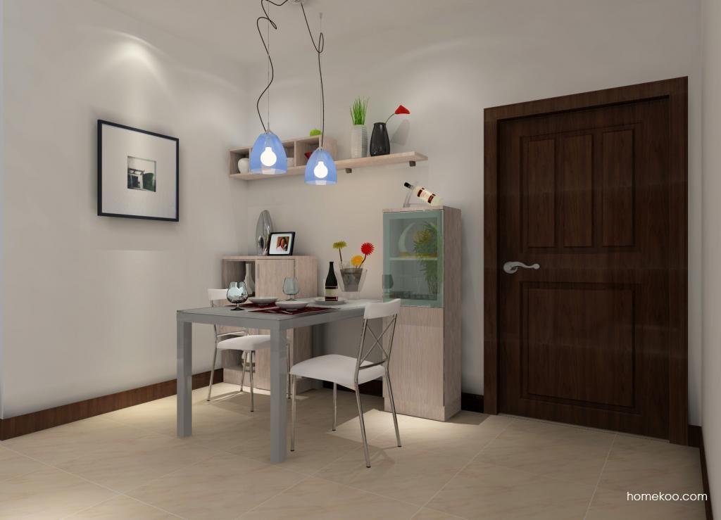 新实用主义餐厅家具E1731