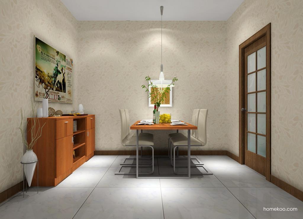 新实用主义餐厅家具E1733