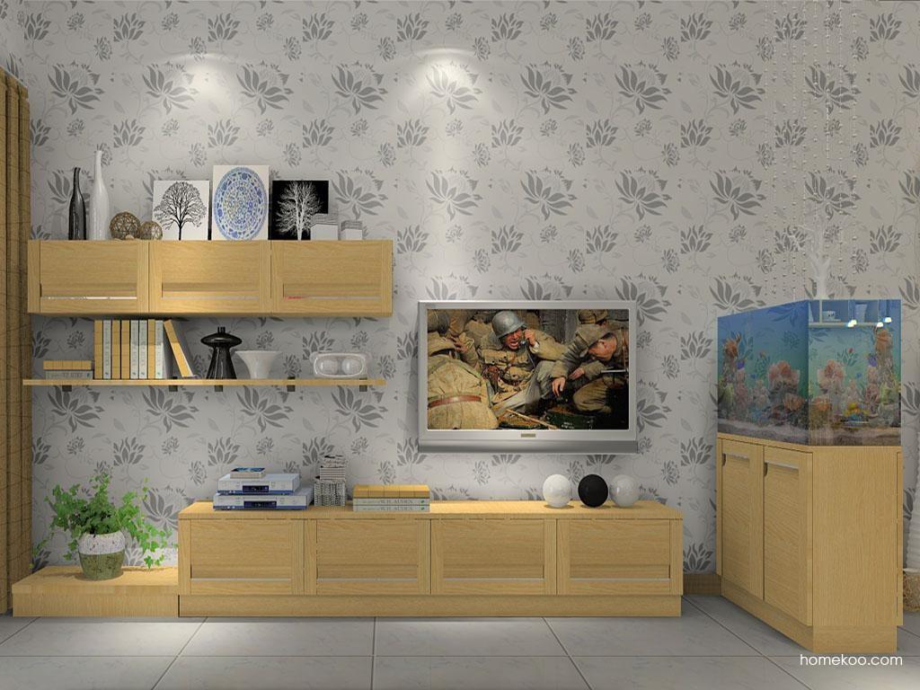 丹麦本色客厅家具D6940