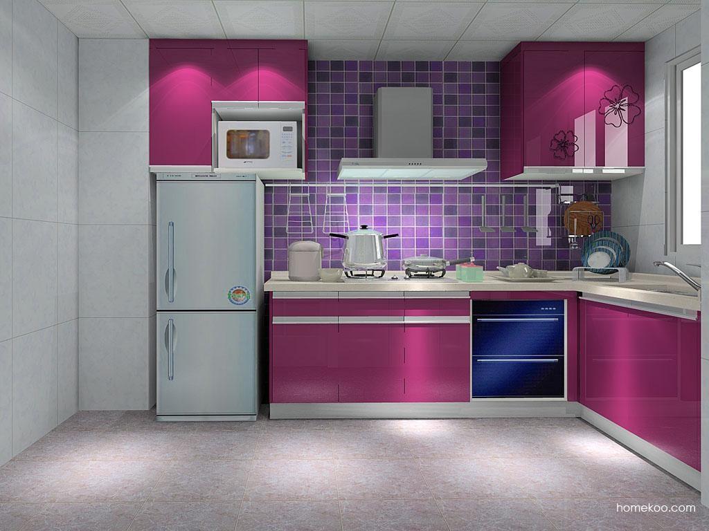紫晶魅影橱柜F7237