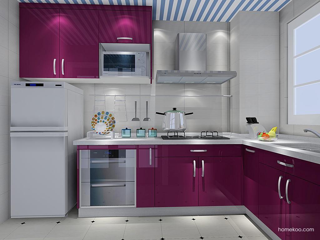 紫晶魅影橱柜F7228