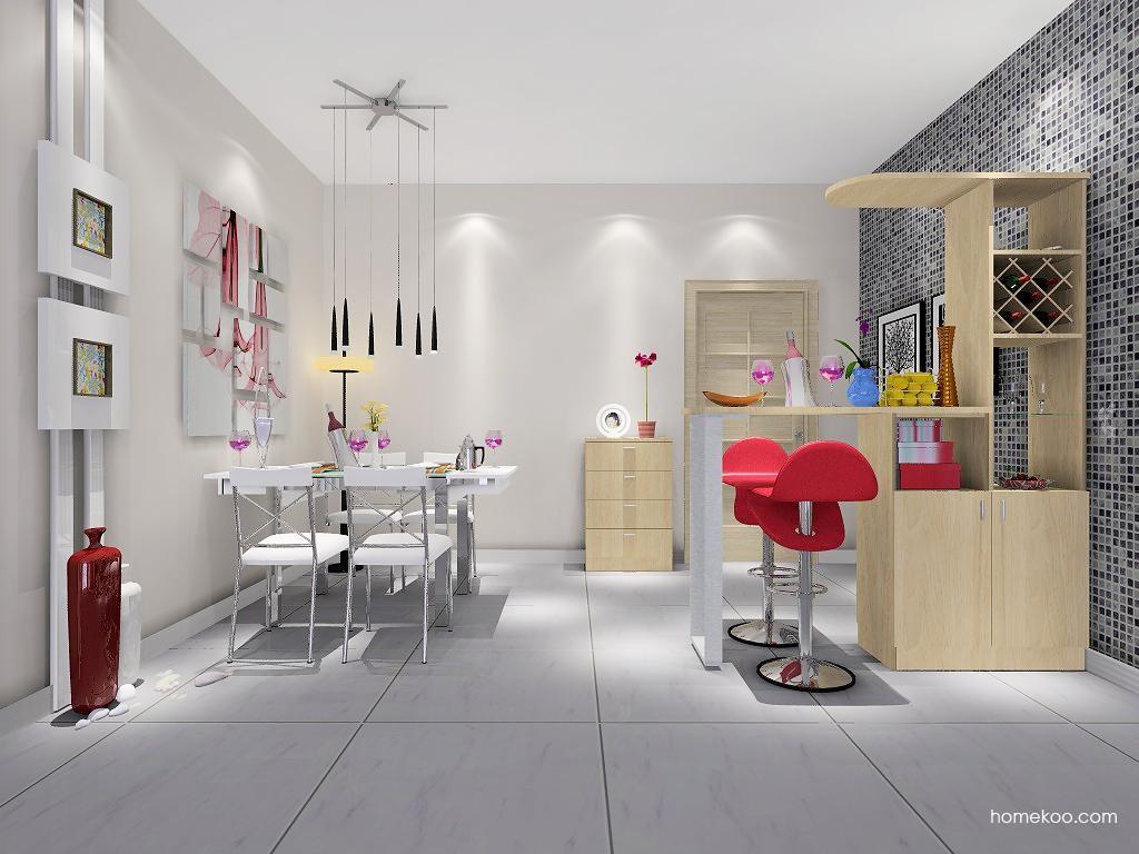 新实用主义餐厅家具E1742