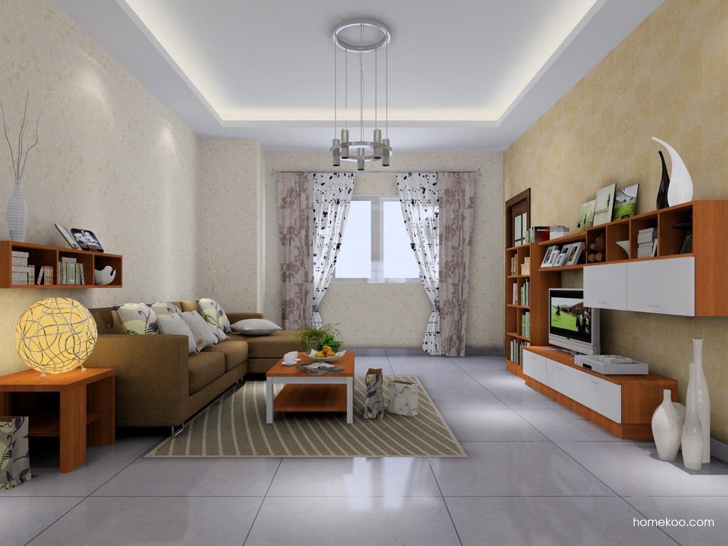 新实用主义客厅家具D6952