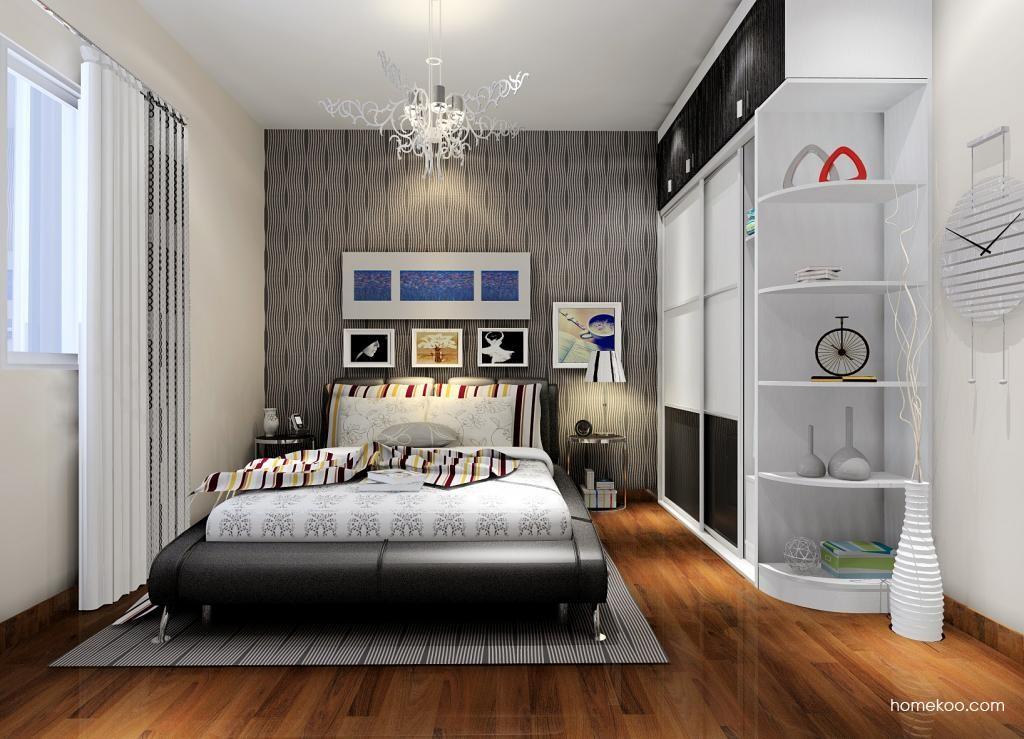 简约主义卧房家具A7206