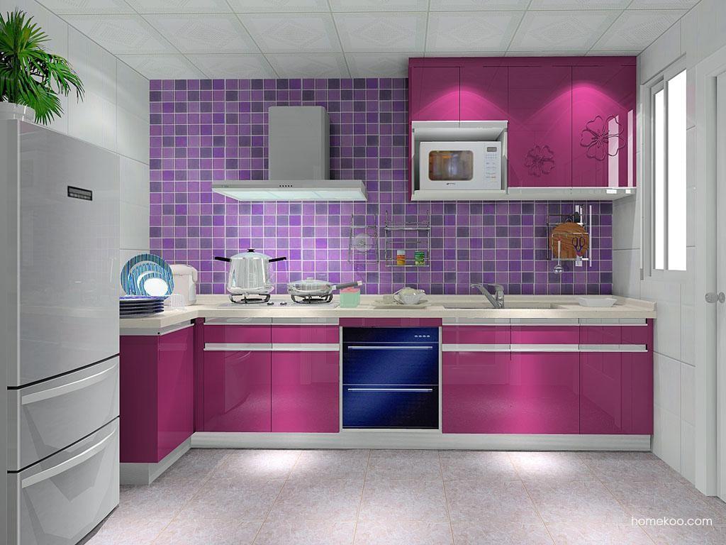 紫晶魅影橱柜F7257