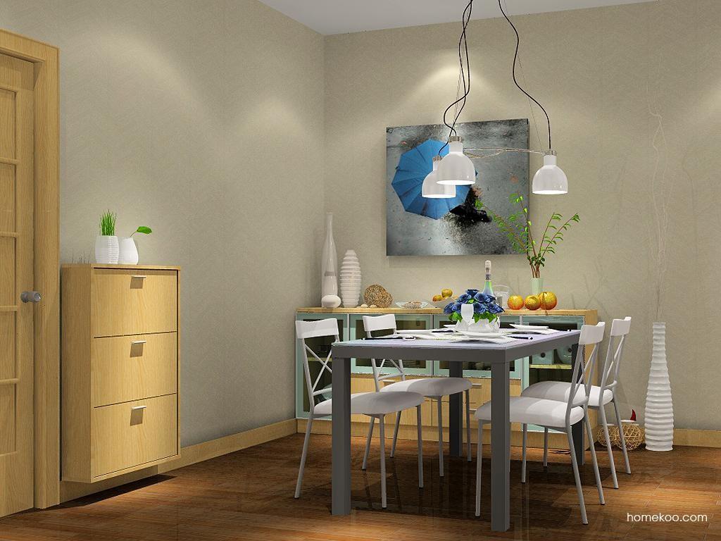 新实用主义餐厅家具E1748