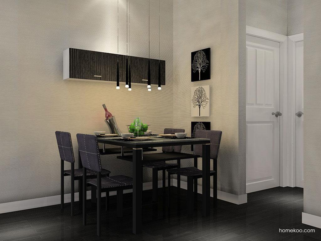 简约主义餐厅家具E1760