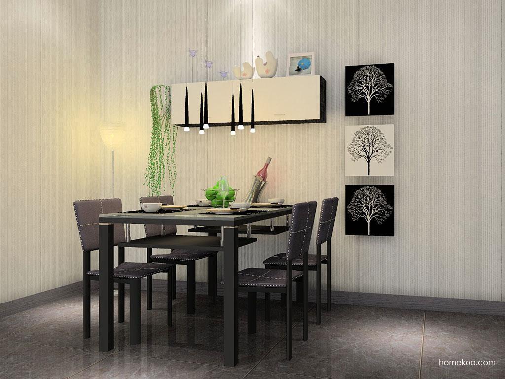 简约主义餐厅家具E1763