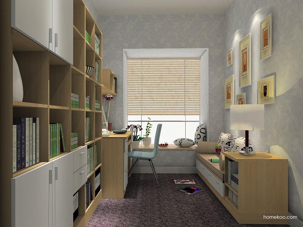 新实用主义书房家具C4244