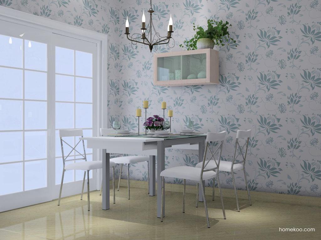 北欧阳光餐厅家具E1765