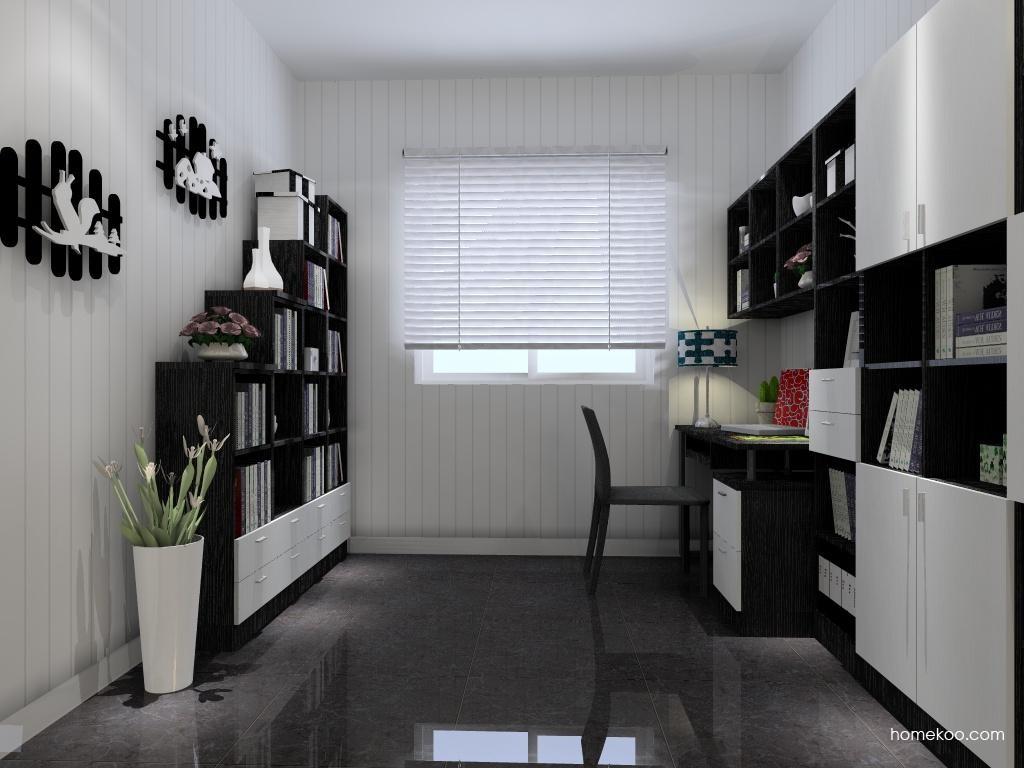 简约主义书房家具C4255