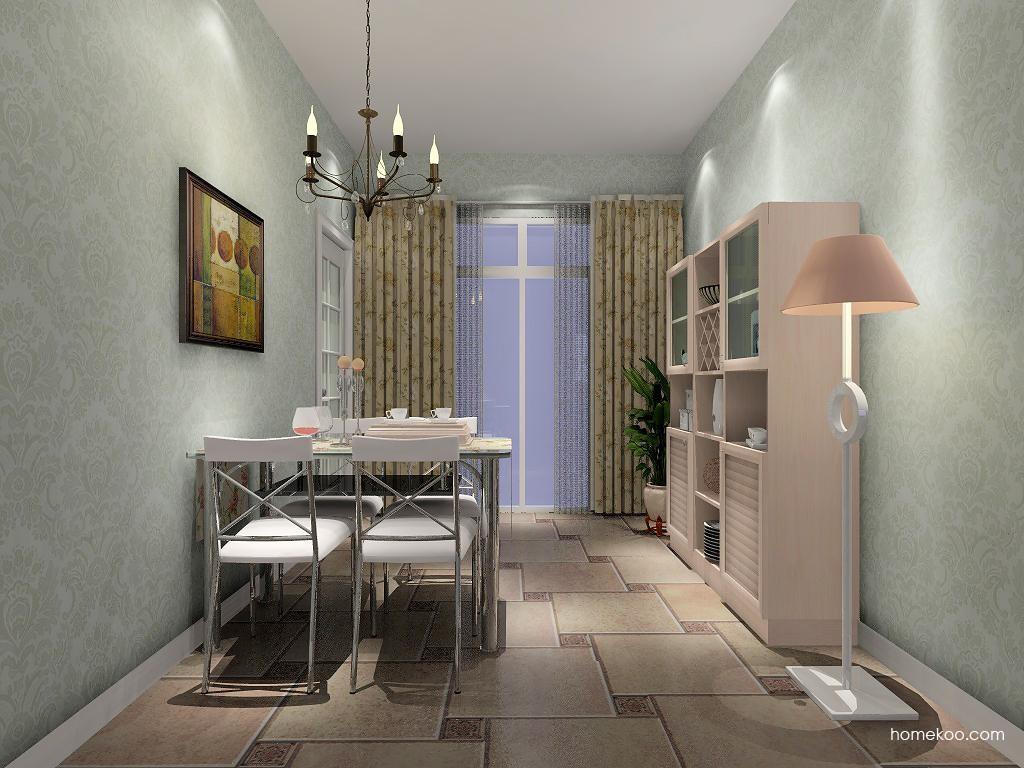 北欧阳光餐厅家具E1766
