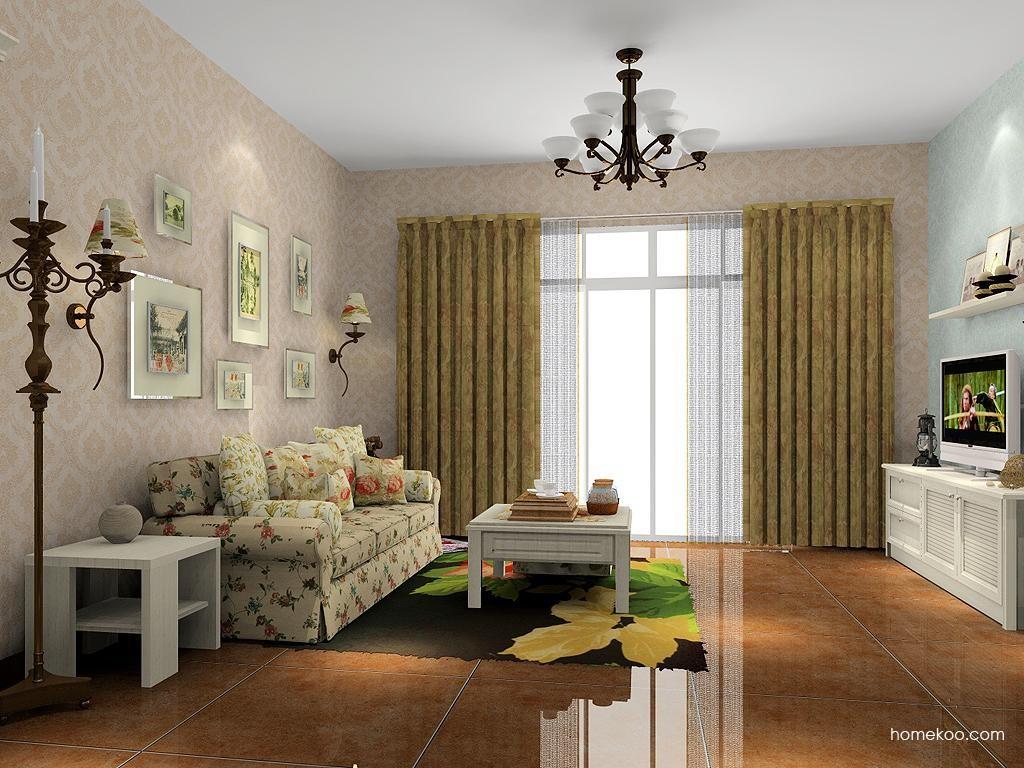 英伦印象客厅家具D6966