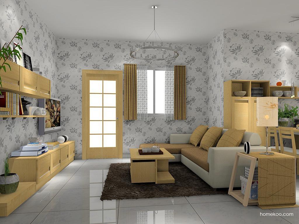 丹麦本色家具D6965