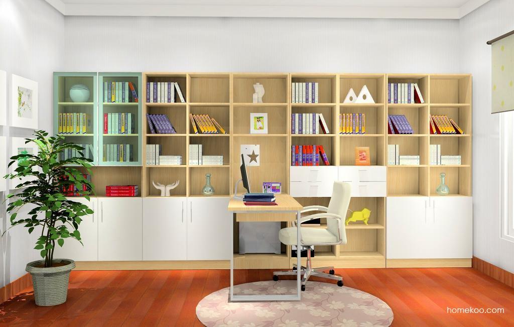 书房家具C0700