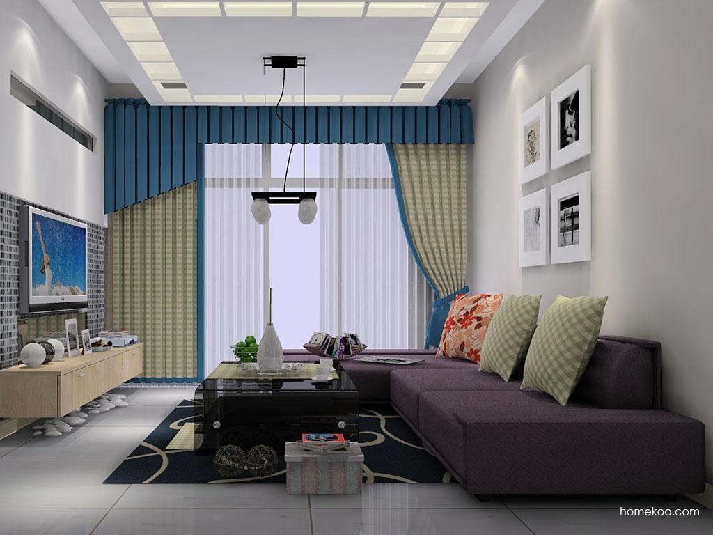 新实用主义客厅家具D6969