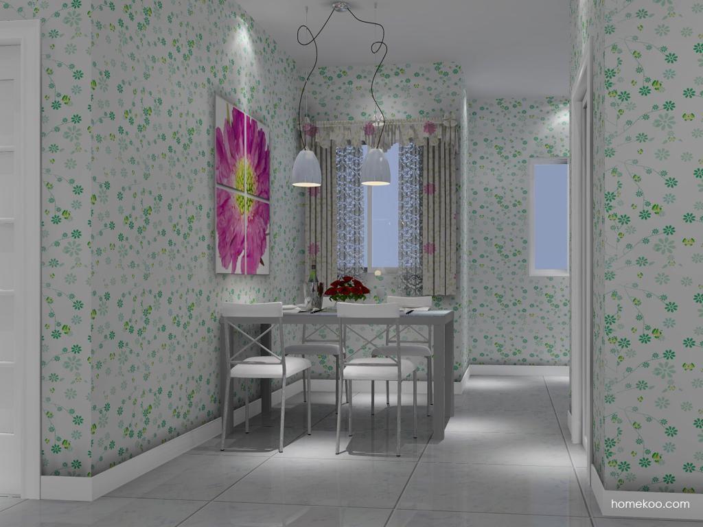 浪漫主义餐厅家具E1774