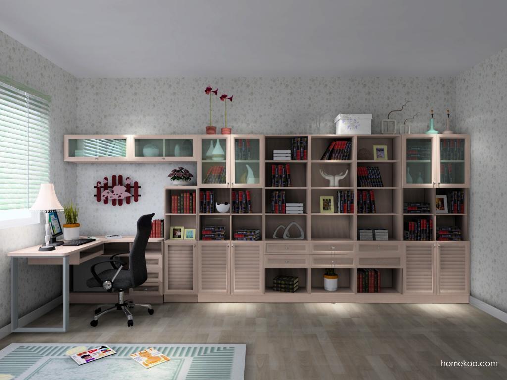 北欧阳光书房家具C4272