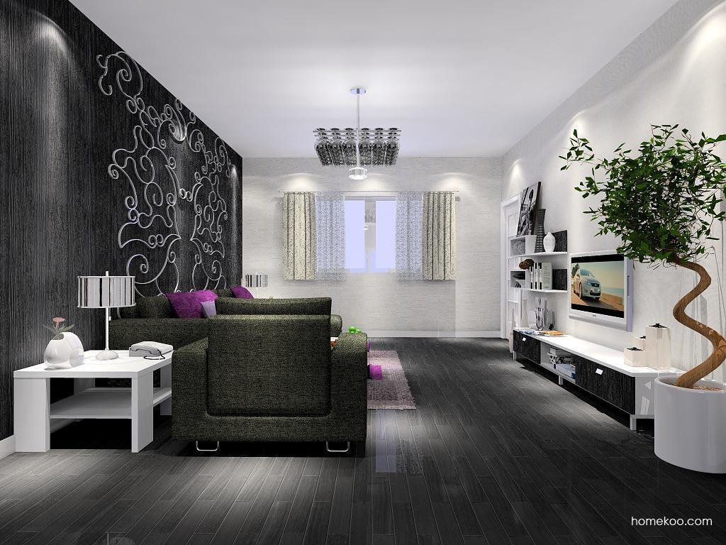 简约主义客厅家具D6968