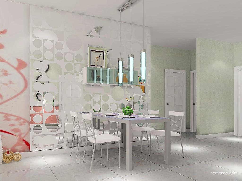 浪漫主义餐厅家具E1776