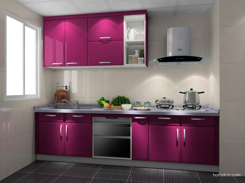 紫晶魅影橱柜F7305