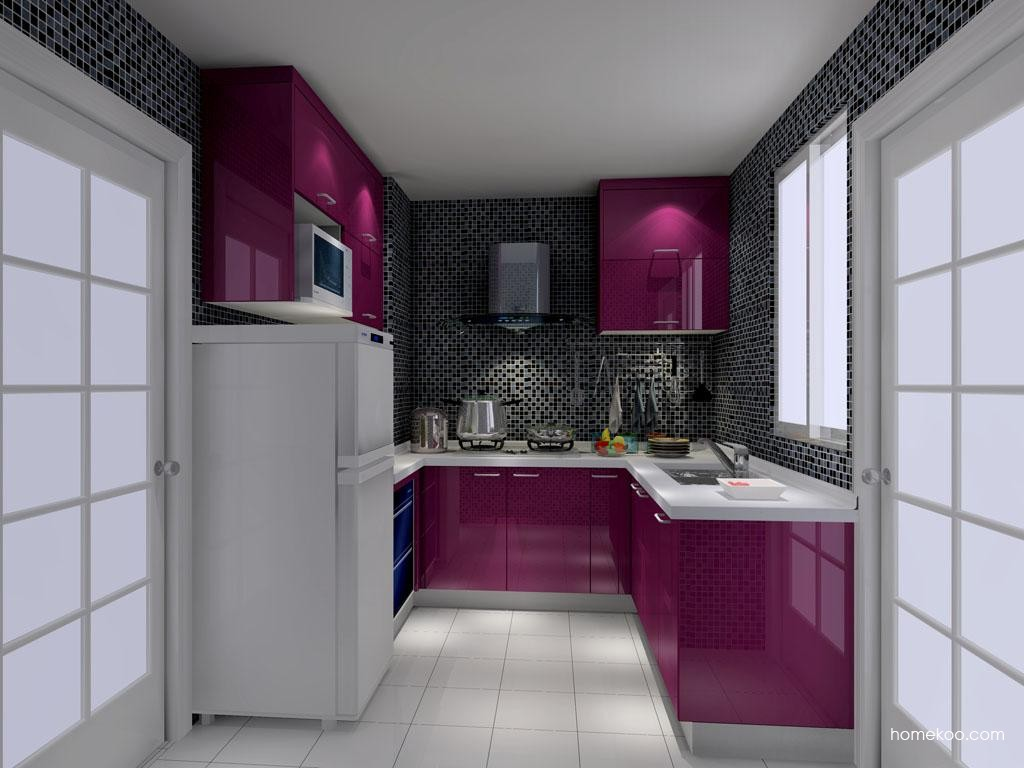 紫晶魅影橱柜F7308