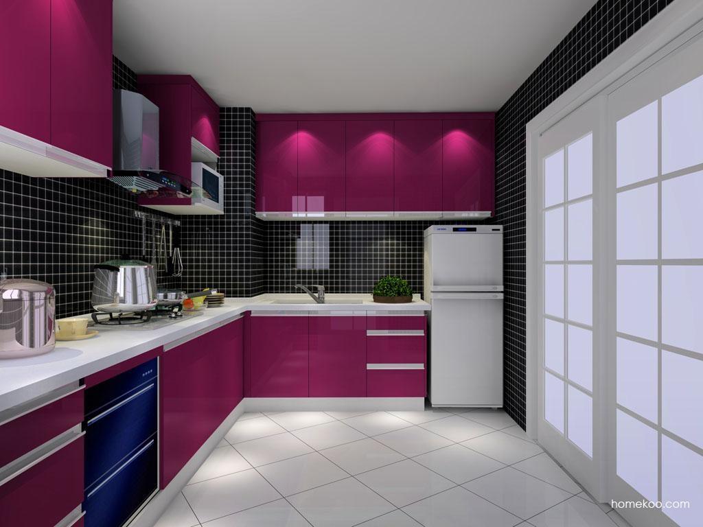 紫晶魅影橱柜F7313