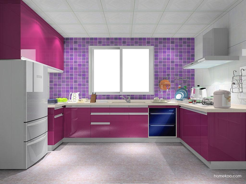 紫晶魅影橱柜F7319