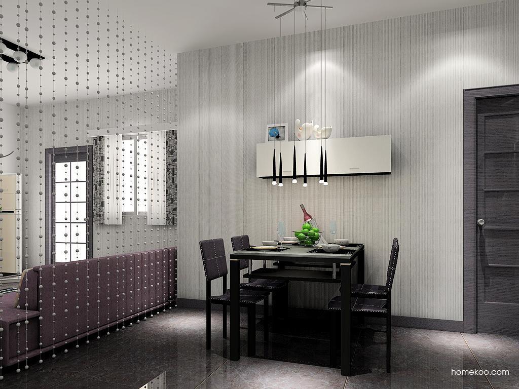 简约主义餐厅家具E1791